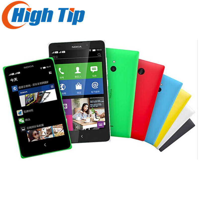 Dual Sim cards Nokia XL 1030 Cell Phone Dual Core 5 0 inch 5MP Camera 3G