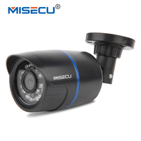 MISECU Hot P2P 1 0Mp Indoor Outdoor HD 720P IP Camera 1 4 Cmos 24pcs HI3518E