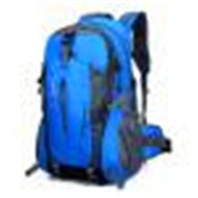 New Unisex Travel Running Cycling 40L Outdoor Hiking Camping Waterproof Nylon Travel Luggage Rucksack Backpack Bag Free Ship