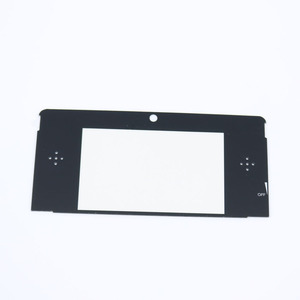 Image 4 - 2pcs Top Front LCD Screen Protector Plastic Cover Lens Replacement for Nintendo 3DS