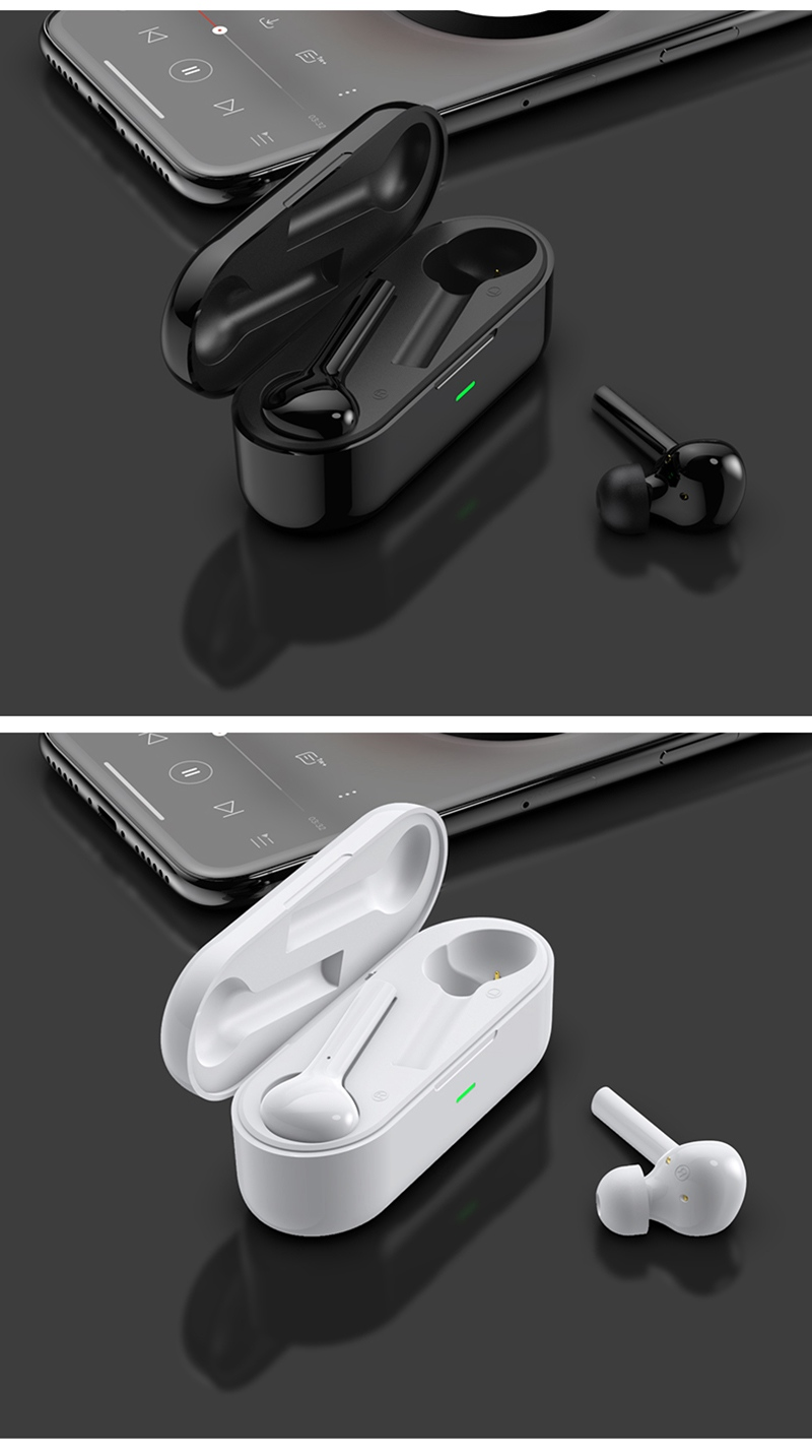 Mini TWS Bluetooth Wireless Earphone Headphones
