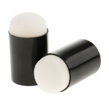 2 Pcs Sponge Finger Daubers Foam Pad Painting Crafts Tools