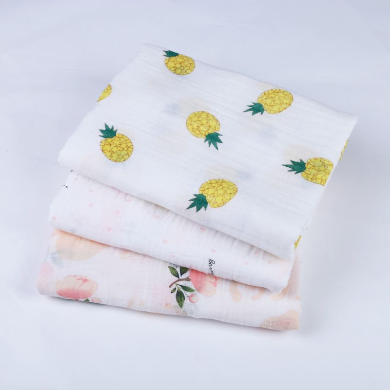 Купить с кэшбэком baby blanket Baby Muslin Blankets Swaddle Cotton Soft Newborn Baby Bath Towel Swaddle Blankets MultiFunctions Muslin