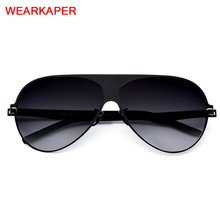 2020 No Screw Aviation Polarized Sunglasses Men High Quality