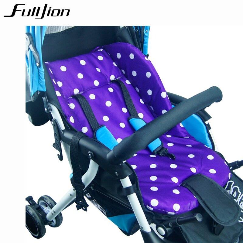 buy new baby stroller cushion pad pram padding liner car seat pad rainbow. Black Bedroom Furniture Sets. Home Design Ideas