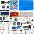 SunFounder projekt Super zestaw startowy V3.0 z rtęci pokładzie i samouczek książki dla Arduino UNO R3 Mega 2560 w Układy scalone od Części elektroniczne i zaopatrzenie na