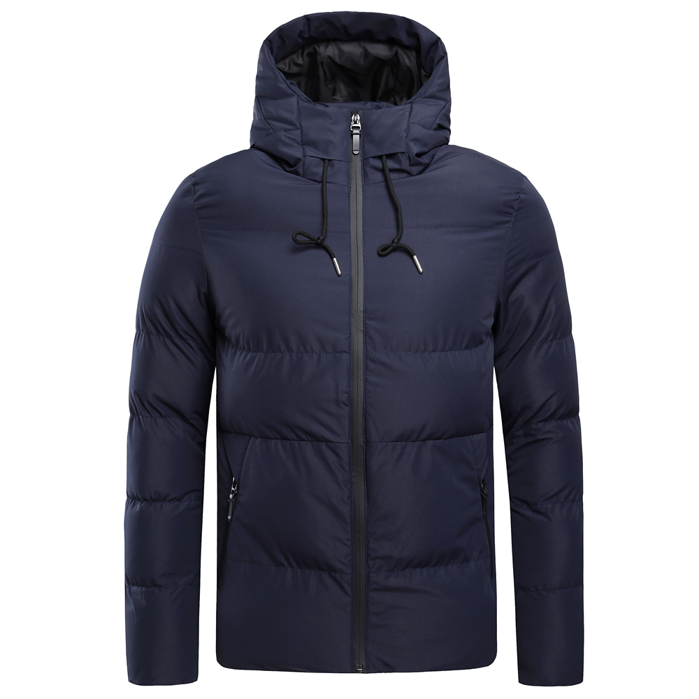 LionPaul Men Winter Casual Warm Jacket Parka Men 2018 New Fashion Solid Parkas Medium Thick WaterProof Hat Coat Parka Jacket Men