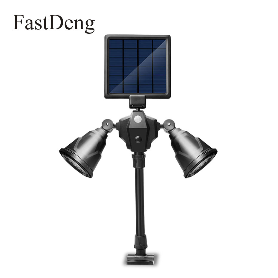 Led Solar Lawn Lamp Motion Sensor Solar Path Lights Yard Lights Led Lawn Lamp Solar Ip65 1000Lm 36Leds Garden Lawn Lamp Outdoor
