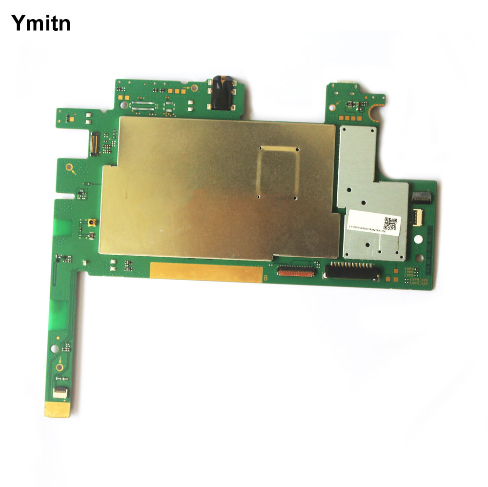 Ymitn Electronic panel mainboard Motherboard Circuits with firmwar For Lenovo Tablet A7600 A7600-F A7600-HV 3G version