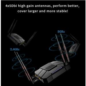 Image 4 - ギガビット openwrt の無線 lan ルータと sim カードスロット 1200 300mbps の 2.4 グラム/5 1ghz の 256 メガバイトデュアルバンド 4 4g lte 3 3g モデムルータワイヤレスリピータ
