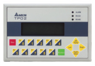 TP02G-AS1 : Delta TP02G-AS1 160x32 STN single color HMI Text Panel 2 COM New in box,FAST SHIPPING tp04g bl c 4 1 192x64 stn monochrome delta text panel tp04g bl c hmi new in box fast shipping