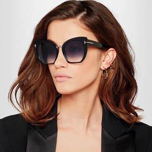 7cf814bcf14 BOYEDA Retro Womens Sunglasses Round Cat Eye Sun Glasses