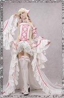 Chobits Costumes Chii White Dress Lolita Cosplay Costume