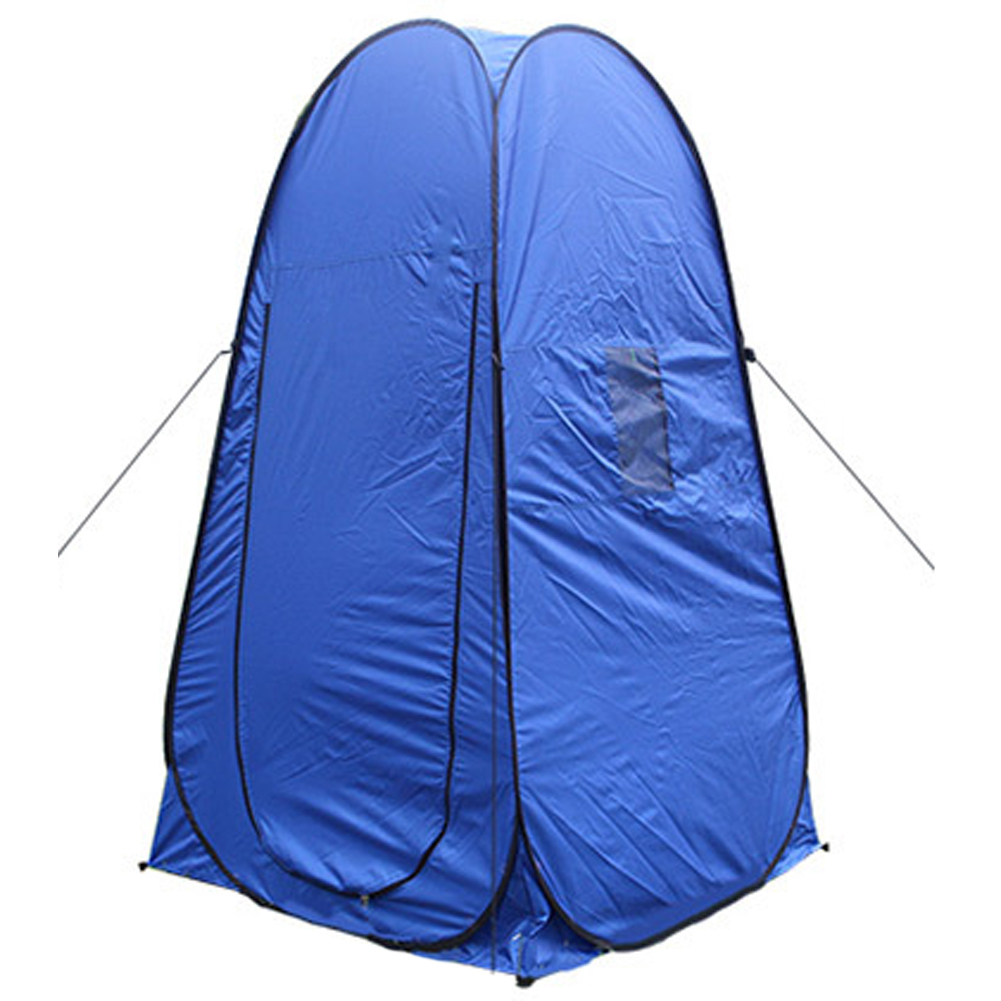 Toilet Shower Changing Beach Camping Tent Room Portable Ultralight Pop Up Private Travel Hiking Trekking Single Outdoor Tent portable shower tent outdoor waterproof tourist tents single beach fishing tent folding awning camping toilet changing room
