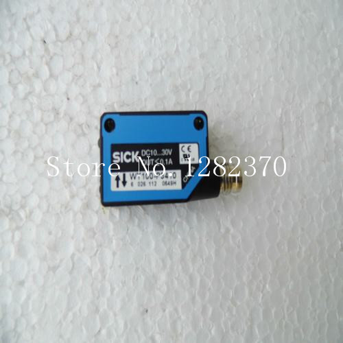 [SA] new original authentic spot SICK sensor WT100-P3410 --2PCS/LOT [sa] new original authentic special sales p f sensor nbb5 18gm50 e2 c3 v1 spot 2pcs lot