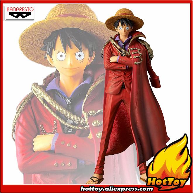 One Piece King Of Artist Monkey D Luffy 27cm Straw Hat Pvc Acation Figure Model Toys Colours Are Striking Action & Toy Figures