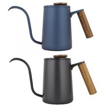 Teapot Stainless-Steel Kettle Coffee-Pot Handle Drip Long-Gooseneck Fashion Spout 350/600ml