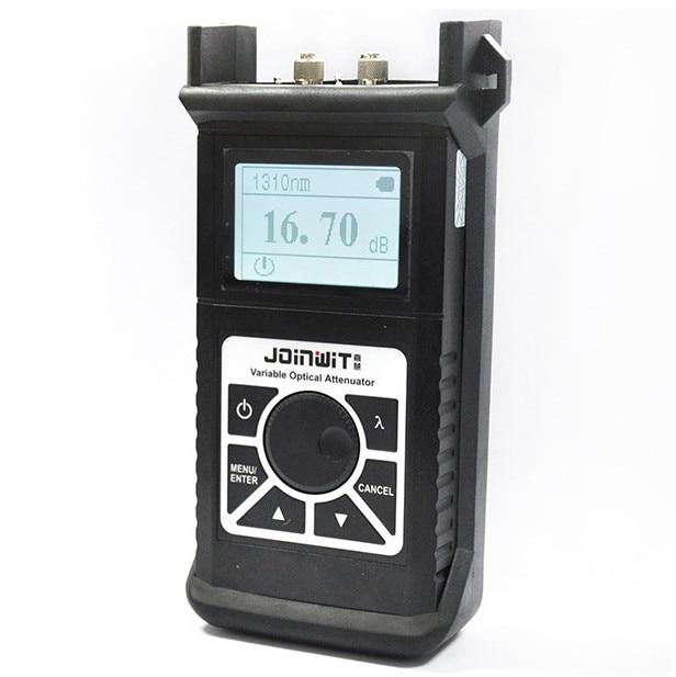 QIALAN Fiber Optic Variable Attenuator Mechanical 1260~1650nm 2~60dB Fast slow modeQIALAN Fiber Optic Variable Attenuator Mechanical 1260~1650nm 2~60dB Fast slow mode