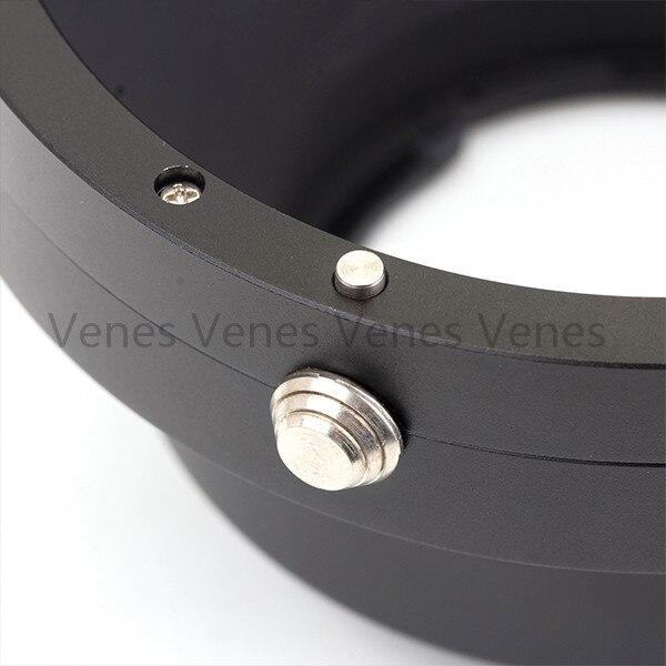 Venes pour PK-67-EOS GE-1 AF confirmer adaptateur de montage d'objectif-combinaison pour Pentax 67 objectif à Canon EOS caméra 4000D/2000D/6D II/200D/77D - 4