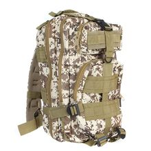 CP camouflage Backpack 30L Outdoor Sport Military Tactical Backpack Molle Rucksacks Camping Hiking Trekking Bag Army Backpacks