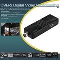 K1 DVB-T2 1080P Digital Set Top Box Digital Video Broadcasting Terrestrial Tuner Receiver Full HD TV Box w/Remote Controller