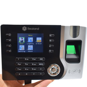 Time-Recorder Attendance Fingerprint-Time USB Rfid A-C071 Realand Employee Office High-Quality