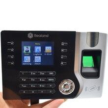 Presenza di Tempo di Impronte Digitali dei dipendenti Ufficio Rfid Registratore di Tempo Realand A C071 di Alta Qualità USB TCP/IP