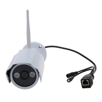 MOOL WANSVIEW CAMERA IP WIFI Wansview external monitoring FIXED NCM628W NCM H264 628W 1280x720p White