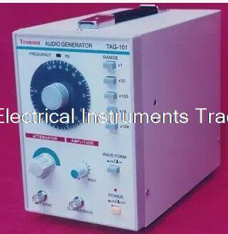 Fast arrival TAG-101  Sine / square wave Audio Generator Function Signal 10 to 1Mhz precision signal generator