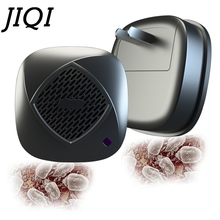 JIQI Physical Controller Bed Dust Mite Controller Ultrasonic Wave Mites Killer Cleaner Mini UV Acarus Killing Vacuums Repeller