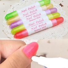 1 Pc Nail Art Corrector Pen Remove Mistakes 3 Tips Newest Polish Cleaner Erase Manicure For Makeup
