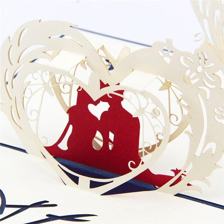 Online Get Cheap 3d Valentine Cards Aliexpress – 3d Valentine Cards