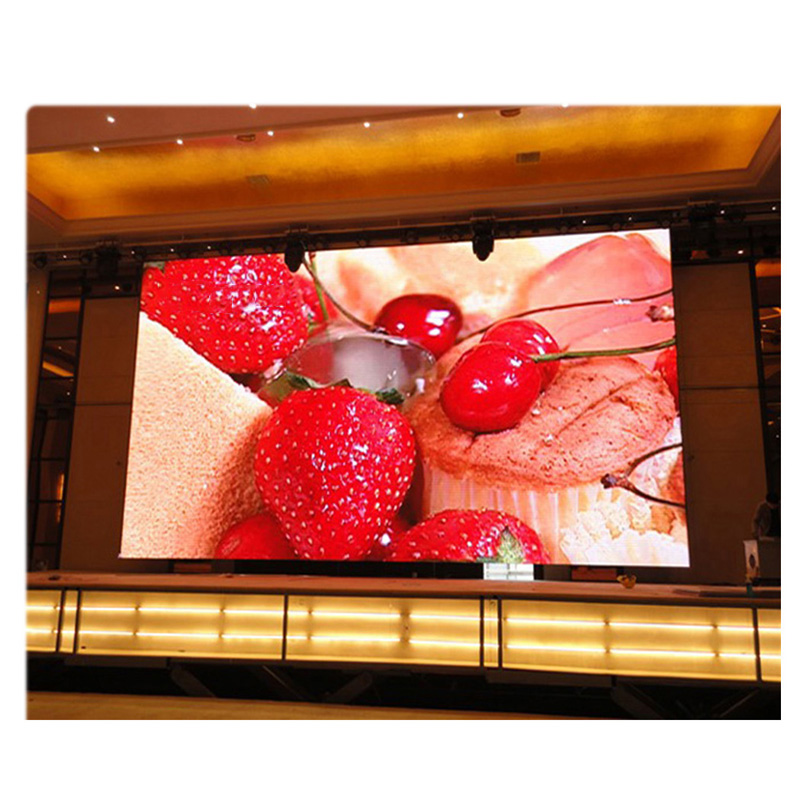 Coreman-panel de pared led P2 para interiores, pantalla de vídeo a todo color, 4K, 8K, para escenario, negocios, TV, P2, P2.5