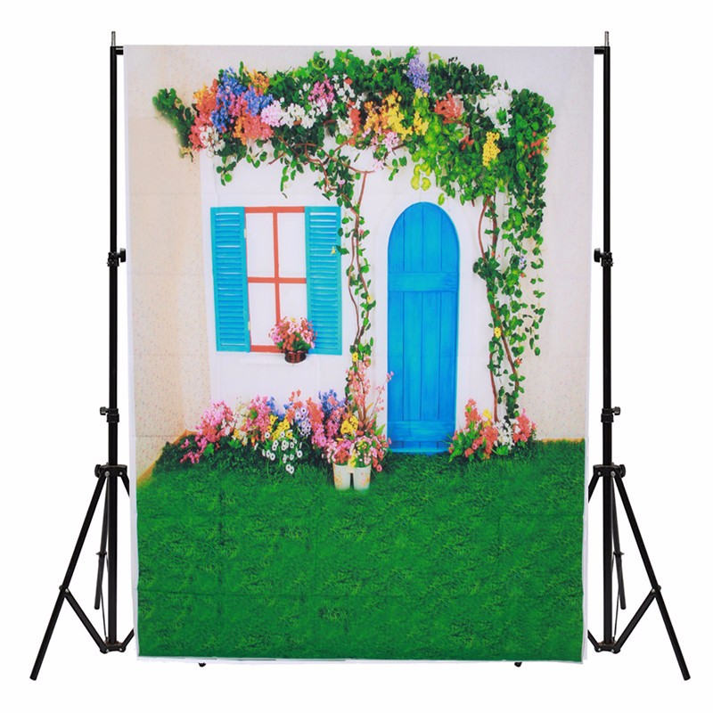 5x7ft Vinyl Door Stand Retro Photography Background For Studio Photo Props Photographic Backdrops cloth waterproof 1.5x2.1 m 3x5ft durable photography background for studio photo props vinyl mushroom photographic backdrops cloth 1m x 1 5m