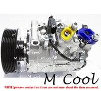 Compressor de alta qualidade da c.a. para volkswagen t ouareg para audi q7 3.2 2006 7l6820803p 7l6820803a 7l6820803s 7l6820803g 7l6820803g 7l6820803l|Instalação de ar-condicionado| |  -