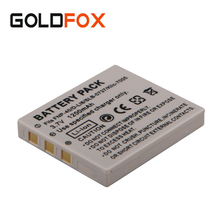 NP-40 FNP40 KLIC-7005 K7005 Li-ion battery 1200mAh Camera Replacement Rechargeable batteria DLI-102 D-LI8 D-Li85 D-LI8 SLB-0737