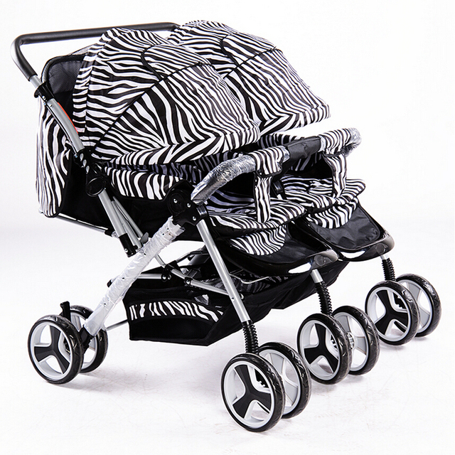 Luxury Baby Prams Twins,Folding Pushchair Double Strollers,Baby Stroller Sleeping Carriage,Cheap Price Infant Stroller Bbay Cart