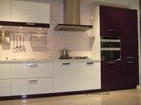 High Gloss Lacquer Kitchen Cabinet Mordern LH LA058