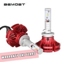 BEMOST X3 Auto Led Headlight Bulbs 880 50W 6500K 6000LM Car LED Headlamp Fog Light All