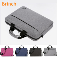 2019 Brand Brinch Messenger Bag For Laptop 13,14,15.6, Handbag Case For Macbook 13.3,15.4, Compute 14.1, Free Shipping BH01