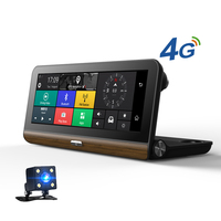 Junsun E31 Pro 4G Car Camera GPS 7 8 Android 5 1 ADAS Car DVRs WIFI