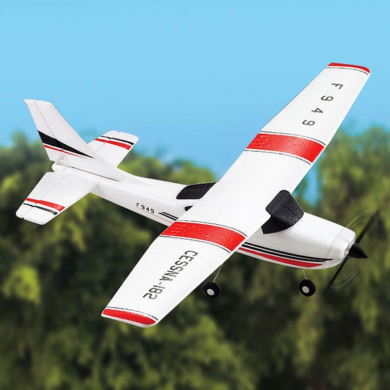 Oyuncaklar ve Hobi Ürünleri'ten RC Uçaklar'de Yeni Wltoys F949 Gökyüzü Kral 2.4G Radyo Kontrol 3CH RC Uçak Sabit Kanatlı Uçak VS WLtoys F929 F939 F959'da  Grup 1