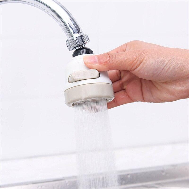 SHAI basınçlı 3 modları su tasarrufu ABS musluk havalandırıcılar su musluk memesi filtre sıçrama geçirmez musluk bubbler için mutfak
