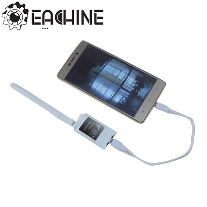 New Arrival Eachine 5.8G OTG FPV Receiver Phone Receiver UVC Capture Card Apm Pix For Android Mobile Phone