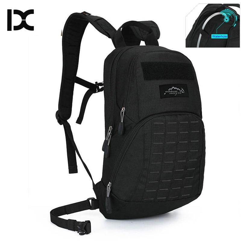 Military Army Backpack Camping Riding Travel Bag Rucksack Molle Tactical Bags Hiking Cycling Outdoor Sports Nylon Bolsa XA506WA