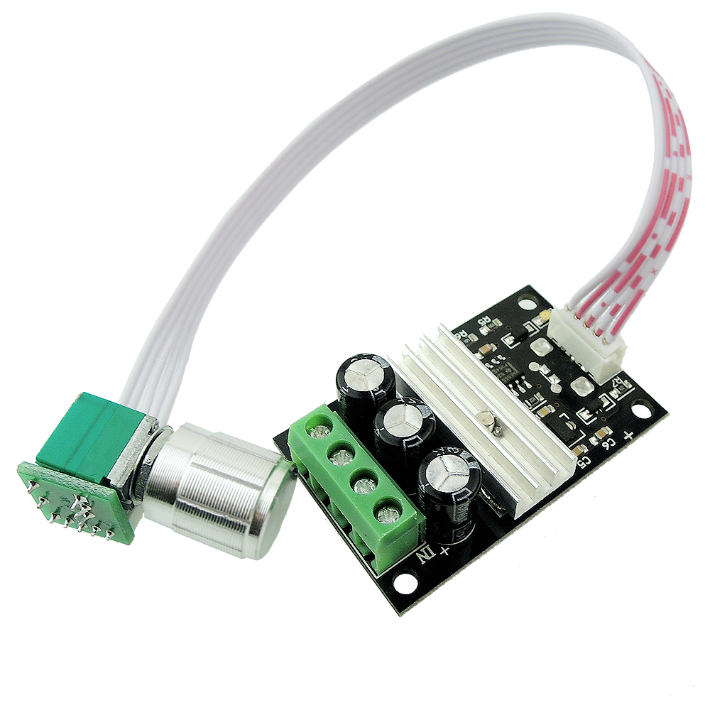 1 8v 3v 5v 6v 12v 2a dc motor speed control pwm adjustable for Variable speed control electric motor