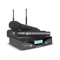 G-MARK G320AM Karaoke Wireless Microphone System Professional UHF Automatische Handheld Frequenz Einstellbar 100M Erhalten