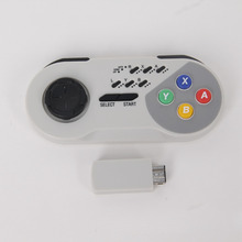 Wireless TURBO Controller Joystick Gamepad Handle for SNES Classic Min Super Nintendo NES Turbo Console