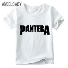 Pantera Print Children T Shirt