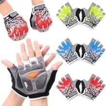 GEL Cycling Gloves Bike sport Gloves Bicycle Half Finger Gloves shockproof